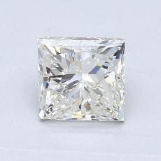 Recommended Stone #3: 0.95-Carat Princess Cut Diamond