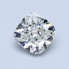 Recommended Stone #2: 1.13-Carat Cushion Cut Diamond