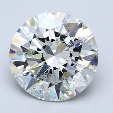 Recommended Stone #2: 2.27-Carat Round Cut Diamond