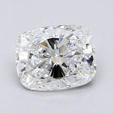 推荐宝石 3:1.40 克拉垫形钻石