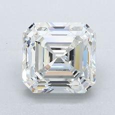 推荐宝石 2:2.34 克拉阿斯彻形钻石
