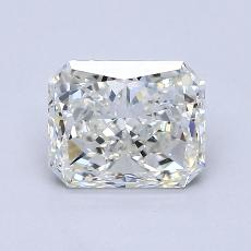 Recommended Stone #4: 1.54-Carat Radiant Cut Diamond