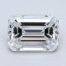 Recommended Stone #4: 1,50-Carat Emerald Cut Diamond