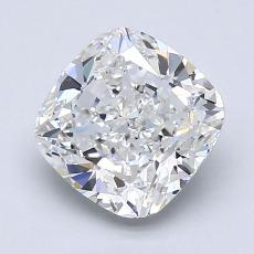 Recommended Stone #3: 2.01-Carat Cushion Cut Diamond