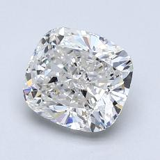 Recommended Stone #3: 1.61-Carat Cushion Cut Diamond