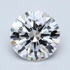 1.51 Carat 圆形 Diamond 理想 F VS1