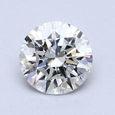 1.20 Carat 圓形 Diamond 理想 J VVS2