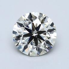 Recommended Stone #3: 1.30-Carat Round Cut Diamond