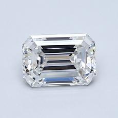 0.90 Carat 绿宝石 Diamond 非常好 F VS1
