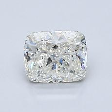 1.00 Carat クッション Diamond ベリーグッド J VS1