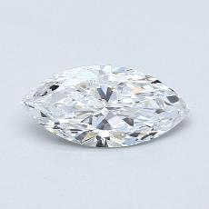 Recommended Stone #2: 0,60-Carat Marquise Cut Diamond