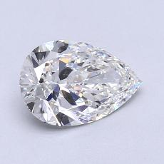 Recommended Stone #3: 1.30-Carat Pear Cut Diamond