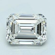 Recommended Stone #1: 3.01-Carat Emerald Cut Diamond