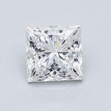 1.01 Carat プリンセス Diamond ベリーグッド E VS2