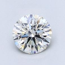 Recommended Stone #3: 1.08-Carat Round Cut Diamond