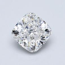 Recommended Stone #3: 1.02-Carat Cushion Cut Diamond