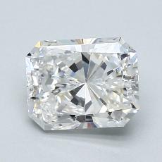 Recommended Stone #3: 1.52-Carat Radiant Cut Diamond