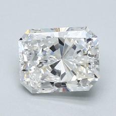 Target Stone: 1.52-Carat Radiant Cut Diamond