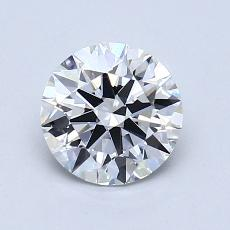 1.06 Carat 圆形 Diamond 理想 G VS1