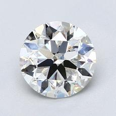 Recommended Stone #4: 1.40-Carat Round Cut Diamond