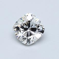 オススメの石No.1:0.80カラットクッションカットダイヤモンド