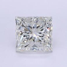 Recommended Stone #3: 2,00-Carat Princess Cut Diamond