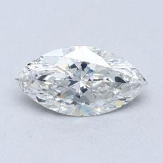 Recommended Stone #1: 1.06-Carat Marquise Cut Diamond