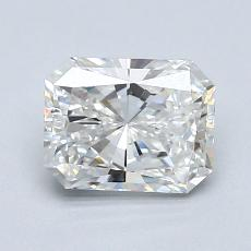 Recommended Stone #2: 1.31-Carat Radiant Cut Diamond
