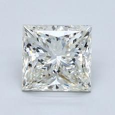 推薦鑽石 #3: 1.70  克拉公主方形鑽石