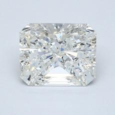 Pierre recommandée n°1: Diamant taille radiant 2,02 carats