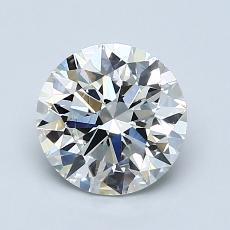 1.40-Carat Round Diamond Ideal G VS1