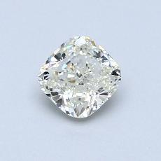 Recommended Stone #3: 0.58-Carat Cushion Cut