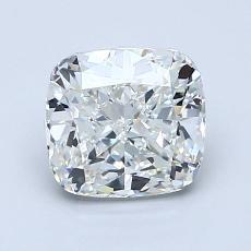 1.50 Carat 垫形 Diamond 非常好 I VS1