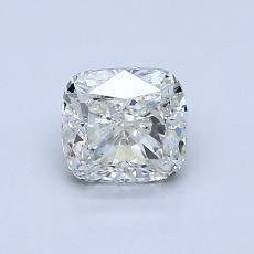 0.90 Carat 垫形 Diamond 良好 I SI2