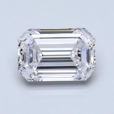 Recommended Stone #4: 1.17-Carat Emerald Cut Diamond