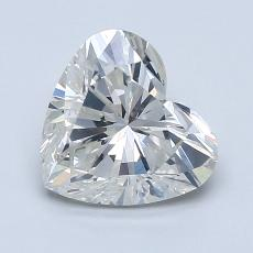 Recommended Stone #1: 1.50-Carat Heart Shaped