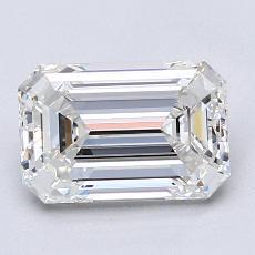 Recommended Stone #3: 2,02-Carat Emerald Cut Diamond
