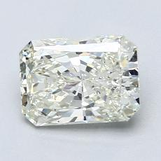 1.53-Carat Radiant Diamond Very Good K SI1