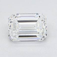 1.50 Carat 綠寶石 Diamond 非常好 E VVS2
