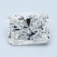 2.00-Carat Radiant Diamond Very Good G VS1
