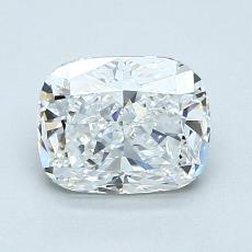 Recommended Stone #4: 1,31-Carat Cushion Cut Diamond