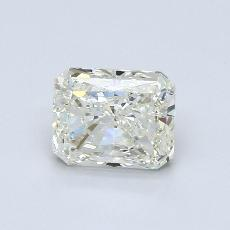 Recommended Stone #3: 1,60-Carat Radiant Cut Diamond