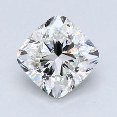 1,30-Carat Cushion Diamond Very Good H VS1