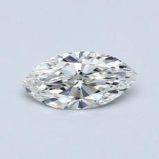 Recommended Stone #1: 0.42-Carat Marquise Cut