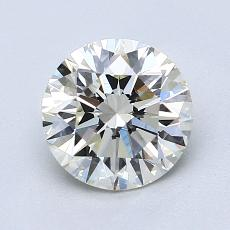 Recommended Stone #3: 1,43-Carat Round Cut