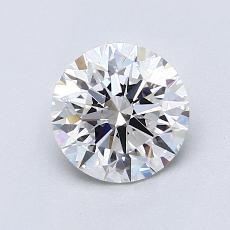 Recommended Stone #2: 1,09-Carat Round Cut