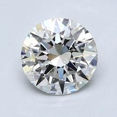 1.20 Carat 圓形 Diamond 理想 G VVS1
