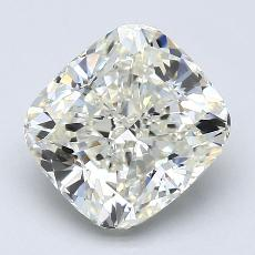 Recommended Stone #3: 3.05-Carat Cushion Cut