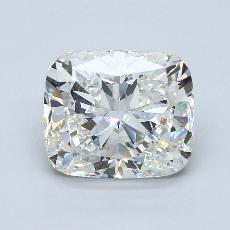 推薦鑽石 #3: 4.01 克拉墊形切割