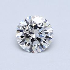 Recommended Stone #4: 0.56-Carat Round Cut Diamond